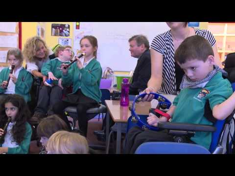 Inclusion Working in 2015 - Primary School