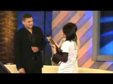 Wentworth Miller ~ 'Date with Lu Yu' 3/3 - about fan