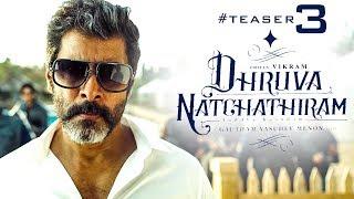 Dhruva Natchathiram - Official Teaser Reaction | Chiyaan Vikram | Gautham Vasudev Menon