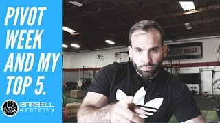 My Top 5 Questions + Training 9:22 Bench 315 x 10, and 5 3 0 Tempo Bench