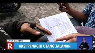 Mata Elang, Aksi Penagih Utang Jalanan | REDAKSI SORE (27/04/19)
