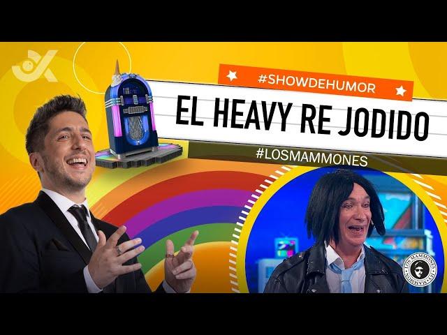 El Heavy Re Jodido con Jey en el #ShowDeHumor - #LosMammones