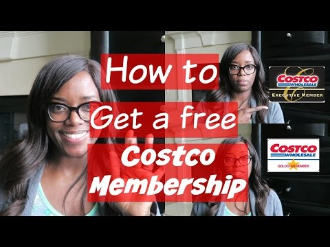 How to get a free Costco Membership