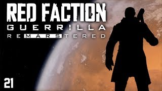 Ending - Red Faction: Guerrilla Re-mars-stered (Remastered) PC Gameplay part 21