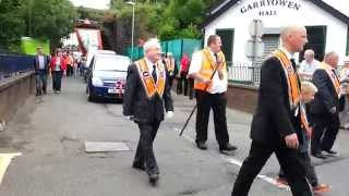 Ballymena 12 July 2014 Loyalist Parade Full HD part 1/4
