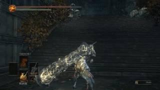 黑暗之魂3 各種武器招式戰技測試  (Dark Souls III)