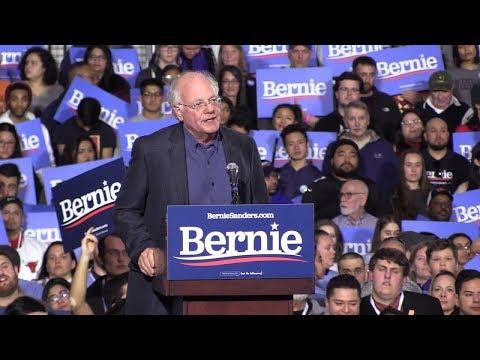 Ben Cohen: Bernie Is Much Stronger in 2020
