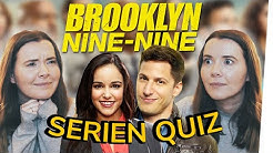 Wie gut kennst du BROOKLYN NINE-NINE? | Das interaktive SERIEN QUIZ (deutsch)