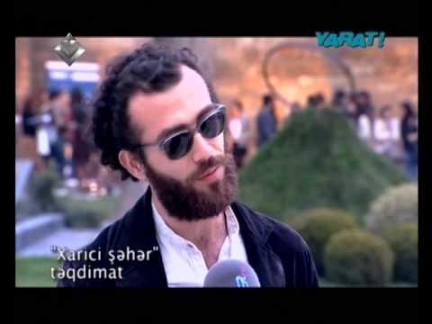 Yarat! 012 Baku Public Art Festival.Faig Ahmed