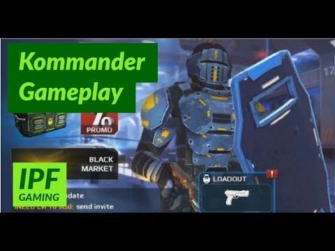 Kommander Gameplay. Modern Combat 5 Android Gameplay by IPF Gaming. Update 18