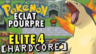 Pokémon Eclat Pourpre (Detonado - Parte 27) - ELITE 4: NÍVEL DIFÍCIL!