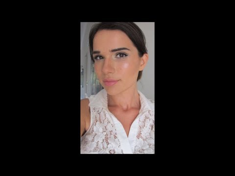Camilla Belle Makeup 2012