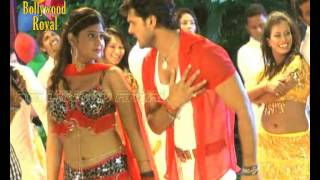 Repeat youtube video Khesari Lal and Neha Shree Song Shoot of the Bhojpuri film 'Ladala'  2