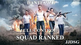 🔴 LIVE FREE FIRE Ranked Full Control 🔴    JOIN LIVE #DANTESWAP ❤❤ #5