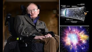 Stephen Hawking's final : theory the universe is finite and far simpler than previously thought