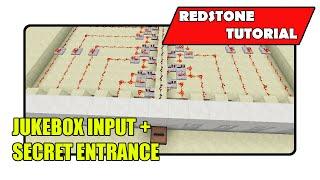 Jukebox Input/Secret Entrance  (Xbox TU27/CU15 Playstation 1.18)