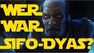 Wer war Jedi Meister Sifo-Dyas?