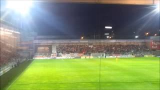 Holstein Kiel Support beim SV Wehen Wiesbaden (3. Liga 2013/2014)
