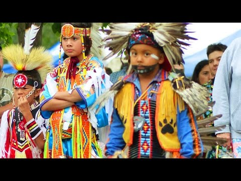 MOHAWK POW WOW | Native American Dance Competition | Echoes of a Proud Nation 2016