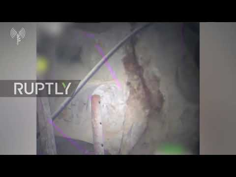 Israel: Israeli military discovers alleged tunnel into Israeli territory