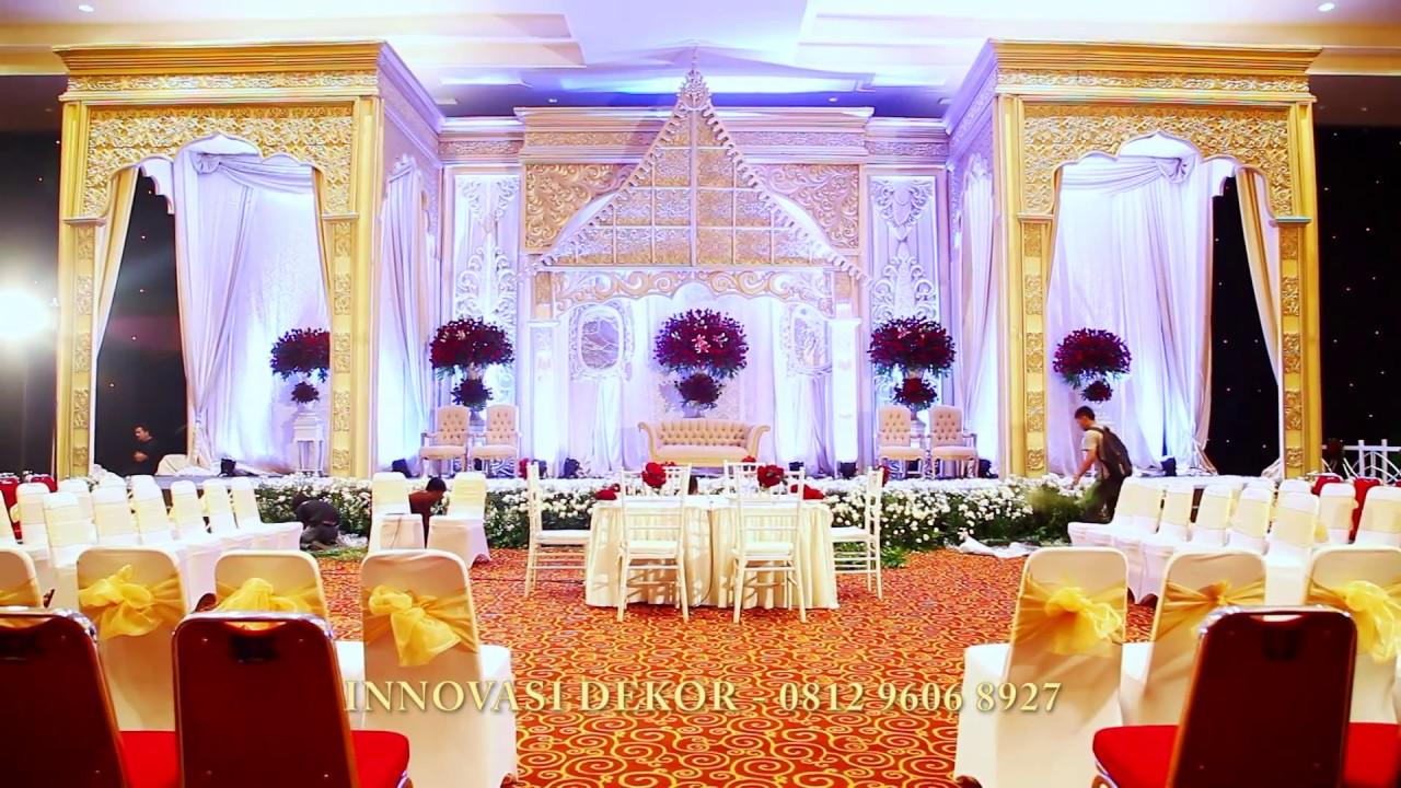 Innovasi Dekor Wedding Venue Sasanakriya Carani Tmii Jakarta Timur