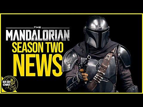 The Mandalorian Season 2 News Entertainment Weekly Ex