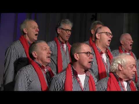 'Recht Deur Zee' bij 'Kerst in Oud Kampen' 2019