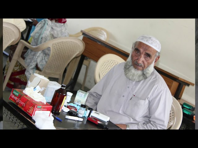 AL AMEEN COLLEGE OF LAW MEGA HEALTH CHECK UP CAMP SOCIAL RESPONSIBILITY