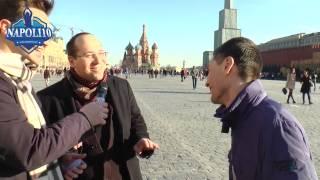 A Mosca tifosi napoletani un po oriundi