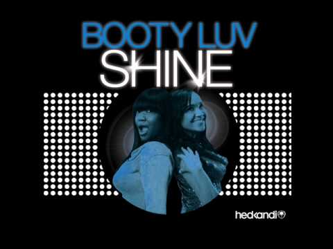 Booty Luv - shine (Kevin Forbes Remix)