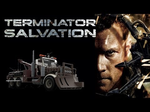 Jeep Wrangler Unlimited / Peterbilt 359 [Terminator Salvation]