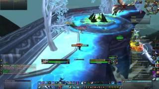World Of Warcraft Legion последний сценарий оплота магов