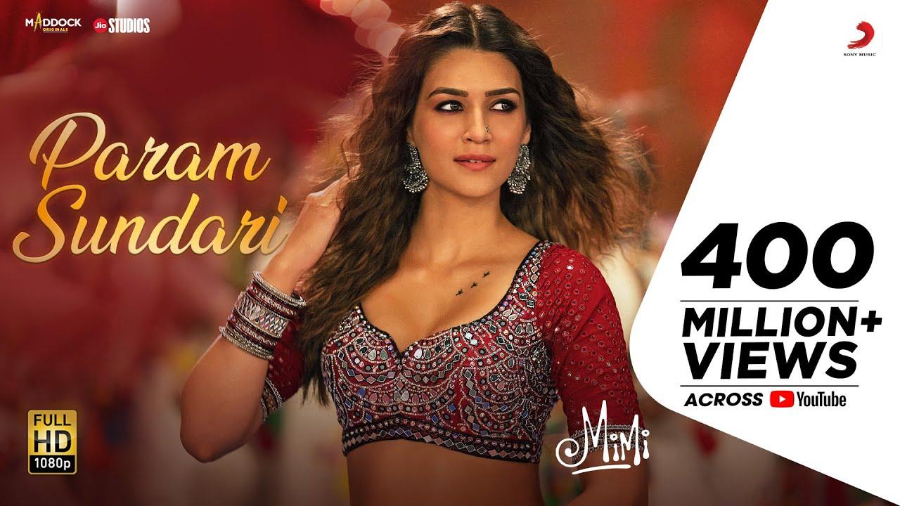 Download Param Sundari -Official Video   Mimi   Kriti Sanon, Pankaj Tripathi   @A. R. Rahman  Shreya  Amitabh