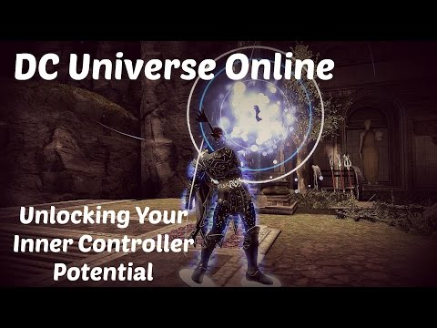 DCUO-How to be a Good Controller