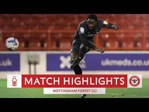 Nottingham Forest Brentford Goals And Highlights
