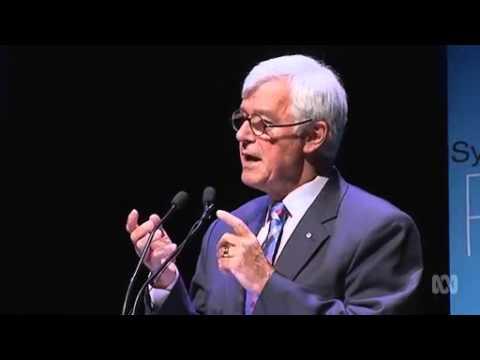 Julian Burnside: Sydney Peace Prize Lecture