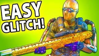 ADVANCED WARFARE GLITCH! Fast Royalty Camo Snipers, Easy Sniper Bloodthirsty