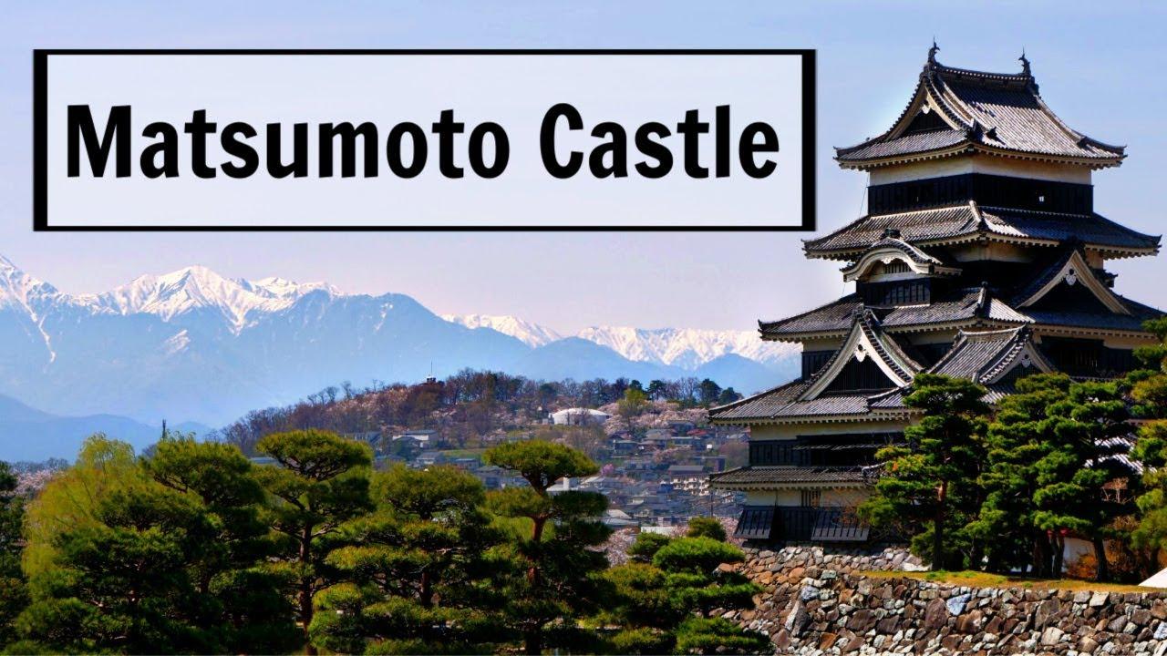 Download EPIC Matsumoto Castle Tour in Matsumoto, Japan!