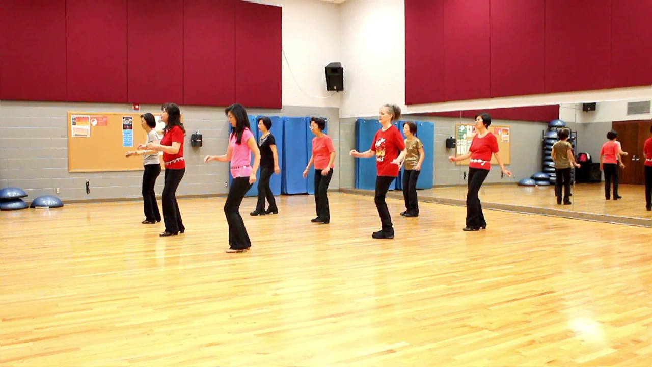 Until Good Gets Here - Line Dance (Dance & Teach in English & 中文)