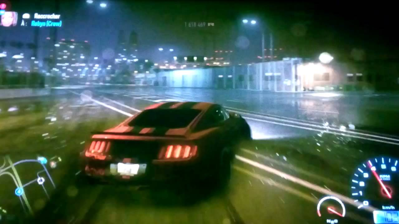 le dernier need for speed sur ps4 avec toitoindu27 youtube