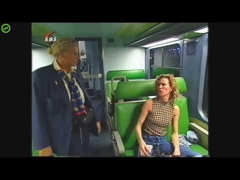 Ruzie in de Trein (Classic): 'Een negerin met een bril op, ken niet goed zijn'