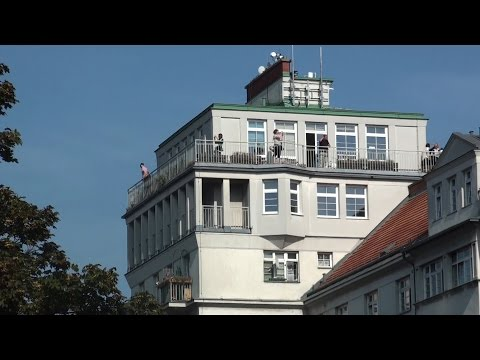 ☼ Open House Wien 2016 | View from Lassalle- Hof