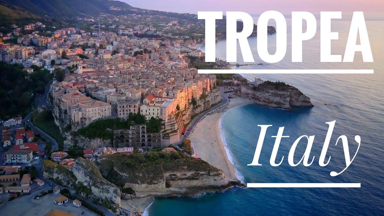 Tropea italy youtube for Be italia