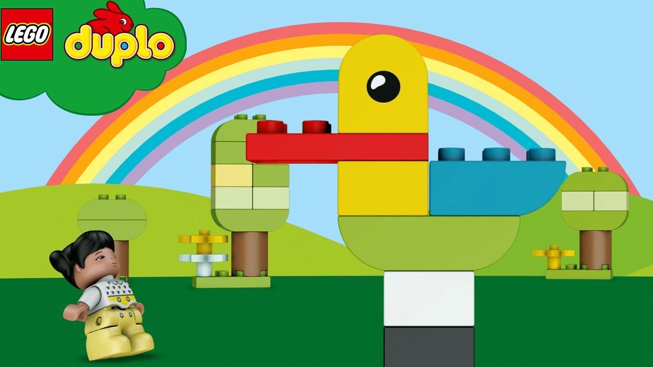 Ma couleur préférée | LEGO DUPLO | Vidéos Pour Enfants | Moonbug en Français