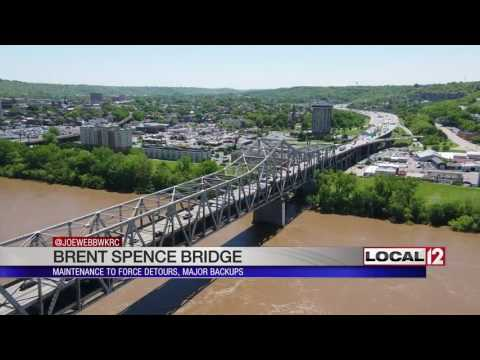 Transportation officials announce plans for Brent Spence Bridge project