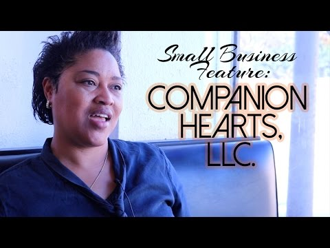 Companion Hearts, LLC - Small Business Feature   WWEJ Episode 5   EBE Films