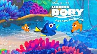 В поисках Дори детская Игра Мультфильм на Русском Языке новое приложение Best Kids Apps