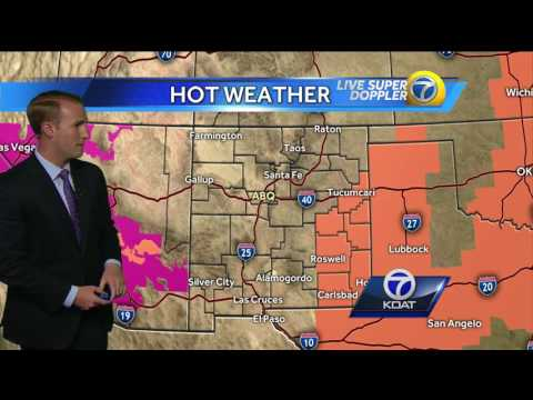 Matt Howerton's Friday forecast