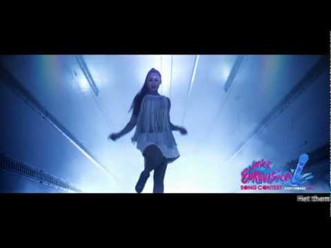 Junior Eurovision Song Contest - Videomessage from Loreen to Kim-Lian - 2012