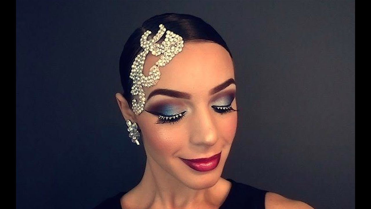 Makeup ideas dance makeup makeup ideas tips and tutorials ballroom dancing makeup tutorial v5 rachel maree macintosh baditri Image collections